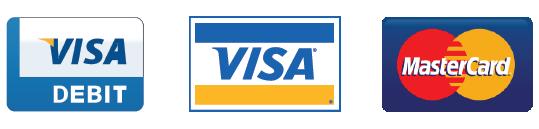 payment methods visa mastercard visa debit