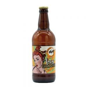 Dorset Nectar Foxy Ginger Sparkling Cider