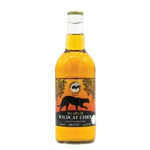 Dorset Nectar Wild Cat Single Orchard Sparkling Cider