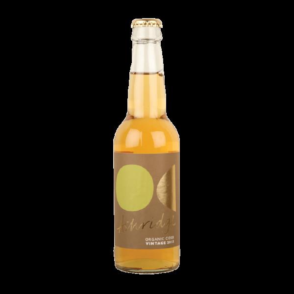 Organic Ashridge Cider NV 33CL