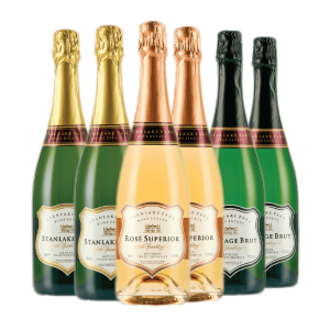 Stanlake English Sparkling Wine Trio