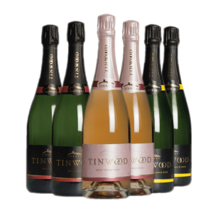 Tinwood English Sparkling Wine Trio
