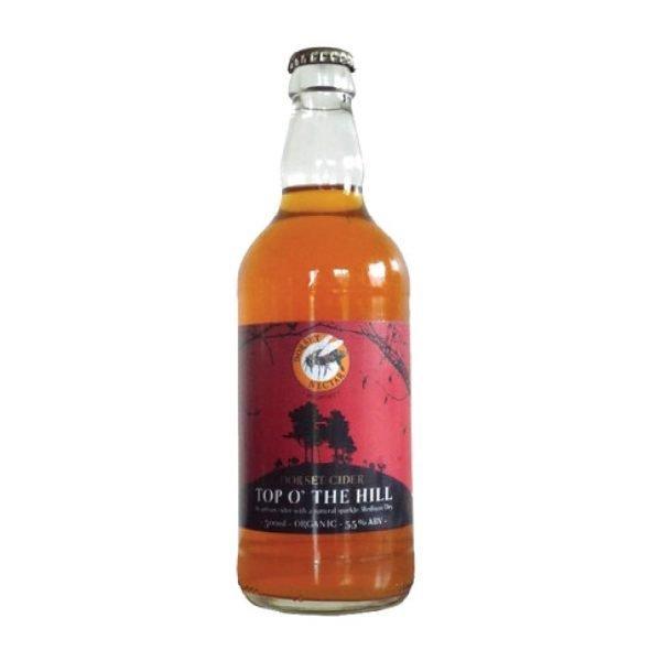 Dorset Nectar Top O' The Hill Cider Sparkling Cider