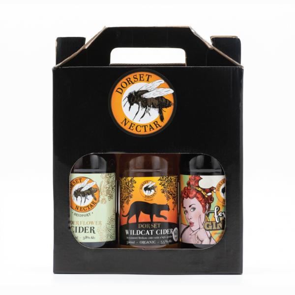 Trio Sparkling Cider Gift Pack