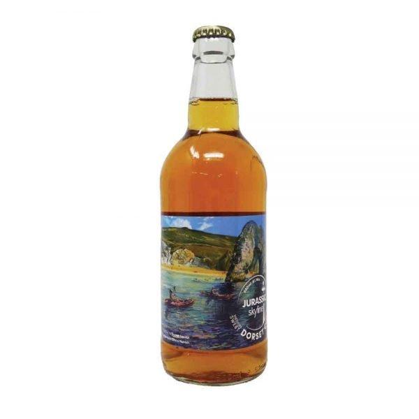 Jurassic Skyline Medium SweetSparklingPremium Cider