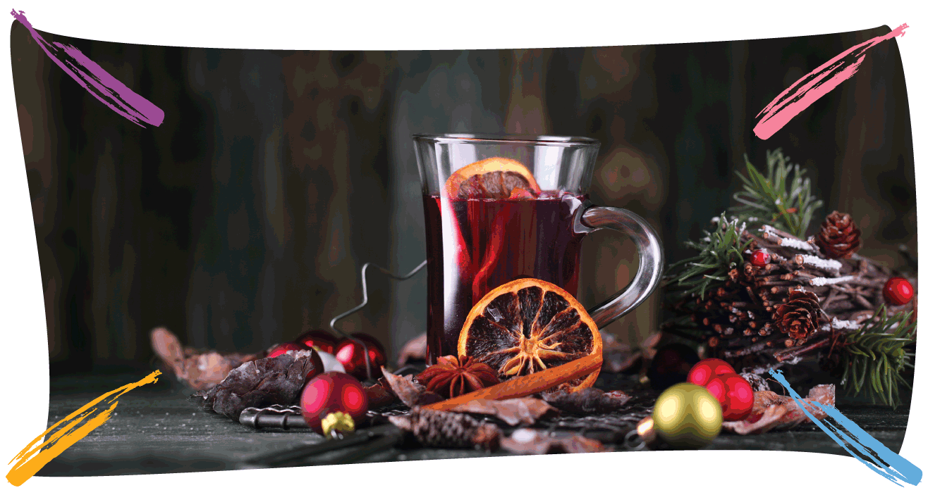 Festive drinks & cocktails around the world