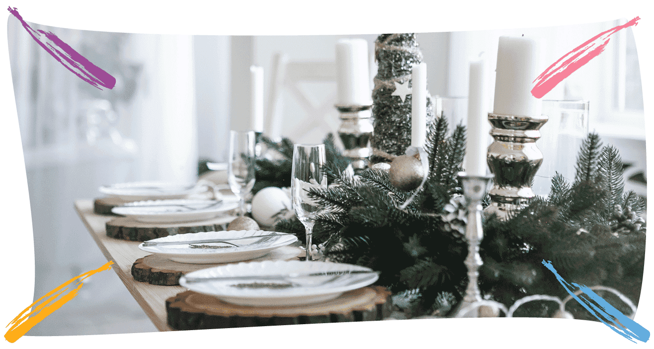 How To Set An Amazing Christmas Table